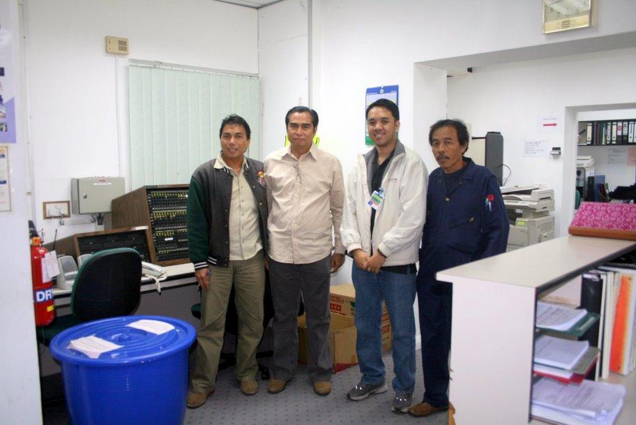 Infoactiv Conducts Training in Brunei Shell Petroleum